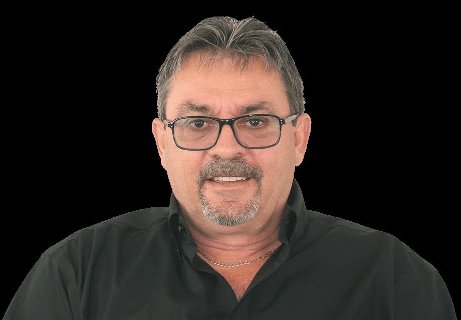 Alain Duval Représentant des ventes
