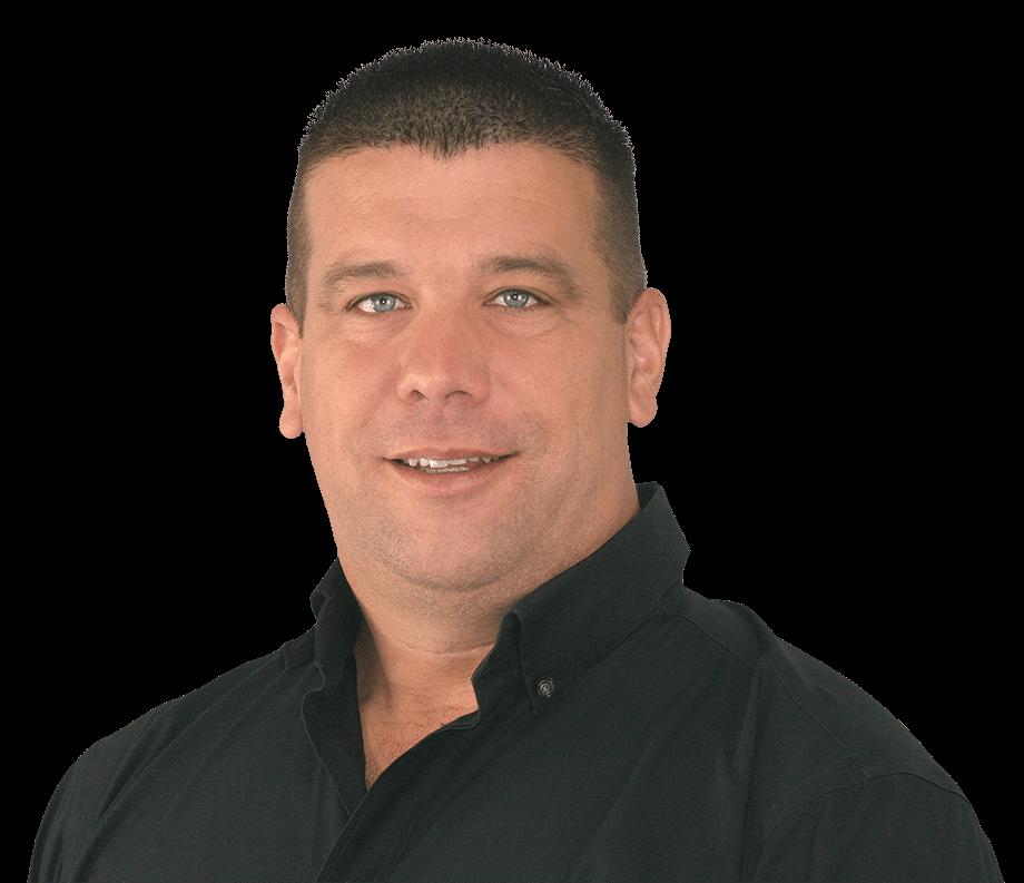Marc-André Fachinetti, T.P. - Représentant des ventes